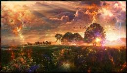 After Earth-III – Digital Art