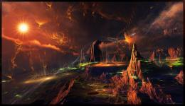 After-Life-Circle I – Digital Art