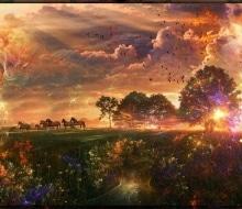 After Earth-III - Digital Art